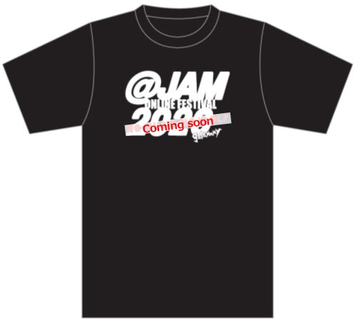 ロゴB デザインTシャツの画像