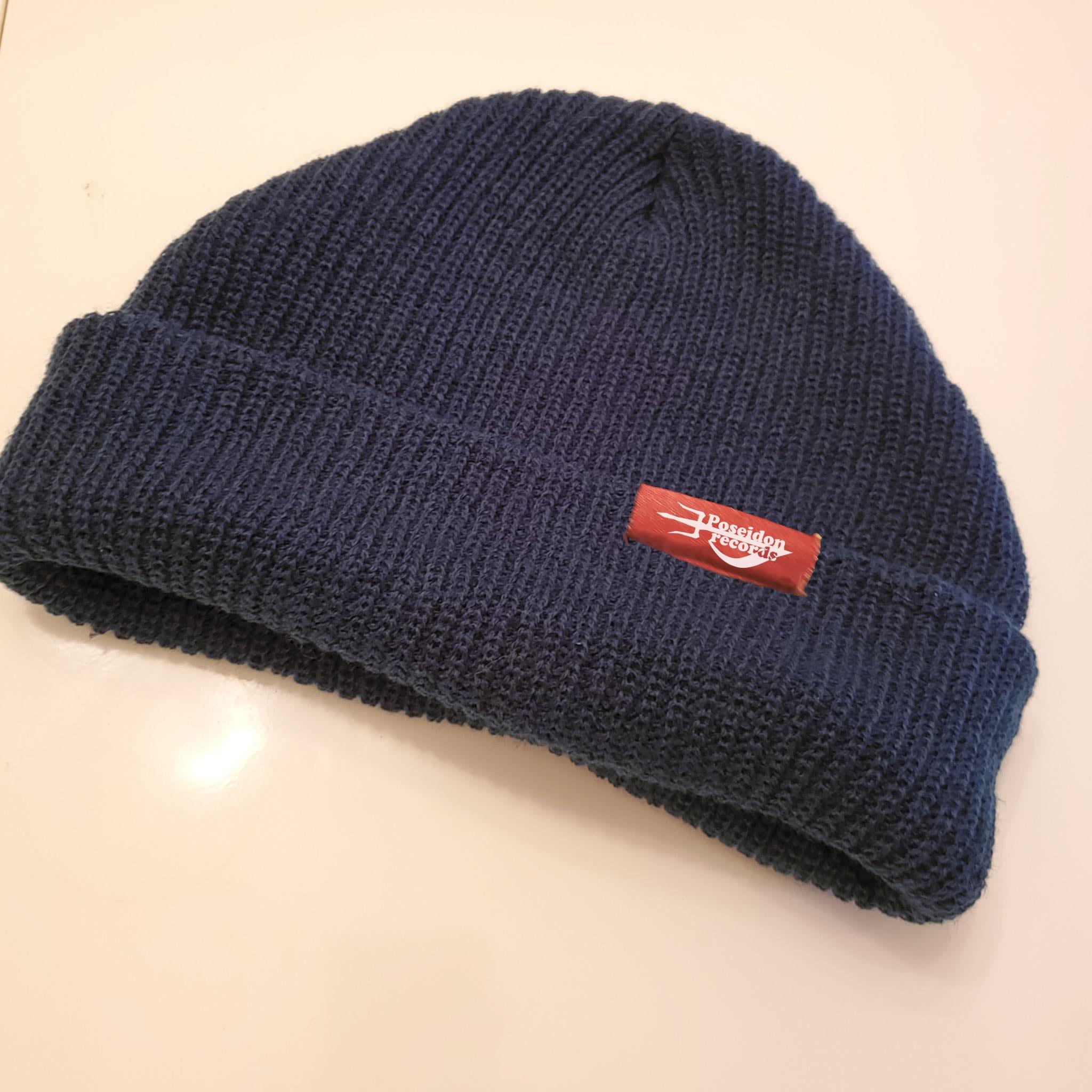 ポセイドン・石川 オリジナルビーニー(ニット帽)の画像