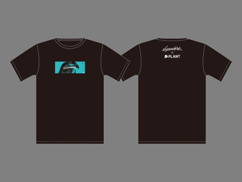 NOISEMAKER×PLANT オリジナル Tシャツの画像