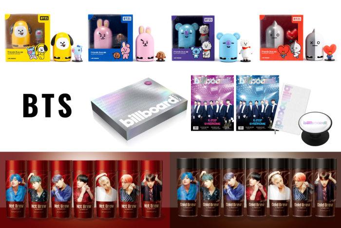 BTSレアアイテムを数量限定販売!の画像