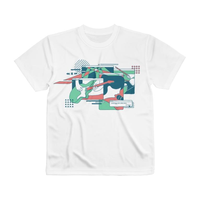 オフィシャルTシャツ付きネットチケットの画像