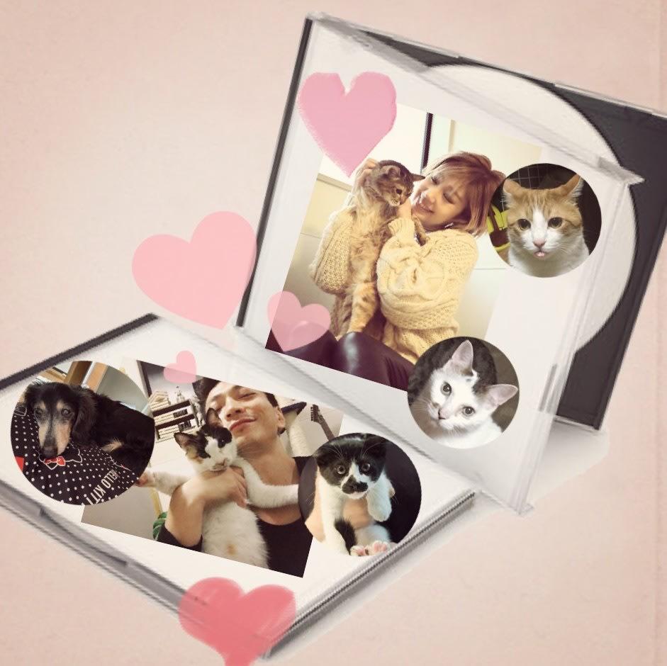 2.CDブックレットにあなたの思い出の写真を掲載♪の画像