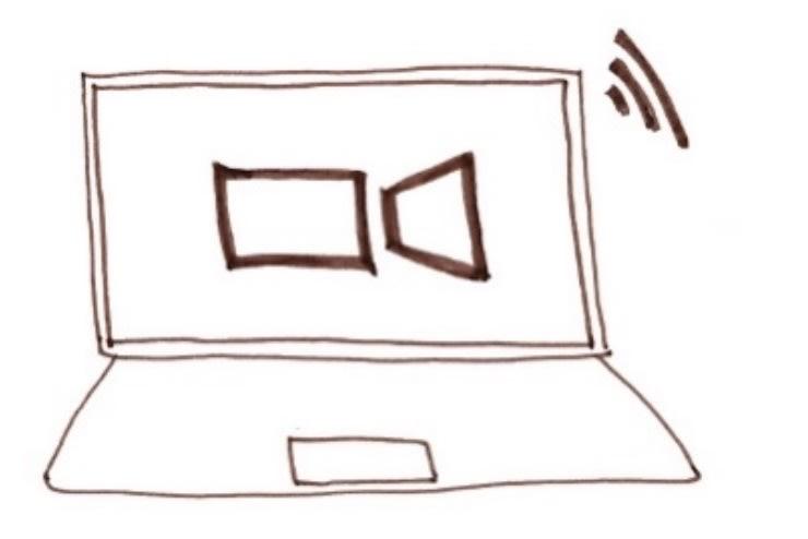 Zoom試写会グループビューイング & オンラインサイン会の画像