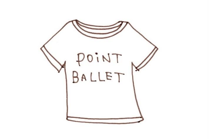 POiNTオリジナルTシャツの画像